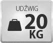 Uchwyt do TV LC-U8R1 42C PRO - Uchwyty ścienne TV