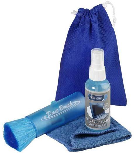 Vivanco TP CLS 04 23897 - zestaw czyszczący do ekranów - Akcesoria do czyszczenia
