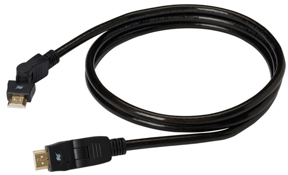 Kabel HDMI Real Cable HD-E-360 1,5 m - Kable HDMI - HDMI
