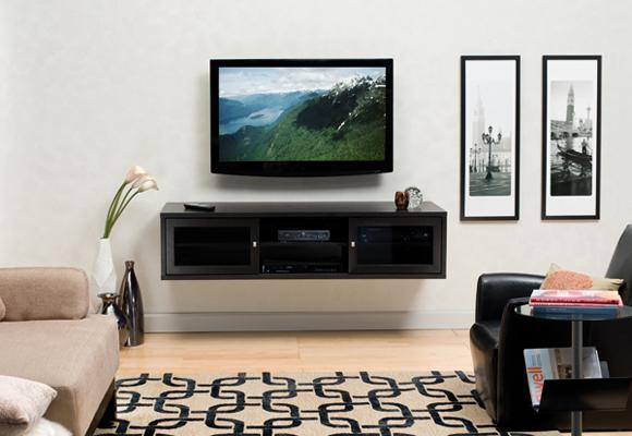 Uchwyt LC-U1R 75/100S - Uchwyty ścienne TV