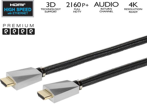 Kabel HDMI 32033 Vivanco - Kable HDMI - HDMI
