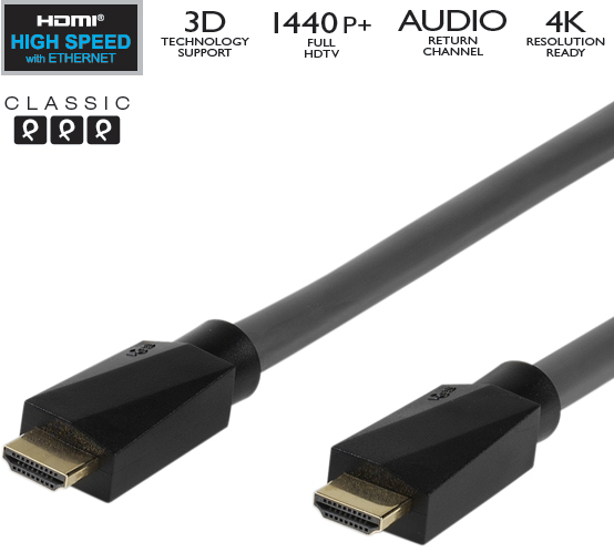 Kabel HDMI 31983 Vivanco - Kable HDMI - HDMI