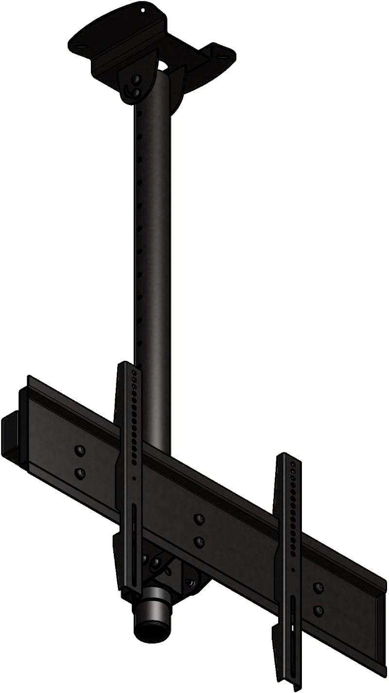 LC-US2155-L - Sufitowy uchwyt na 2 telewizory - Uchwyty do sufitu