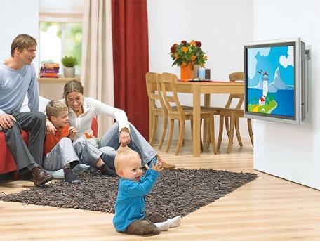 Uchwyt Vogels VFW140 - Uchwyty ścienne TV