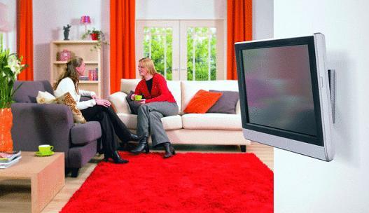 Uchwyt Vogels VFW232 - Uchwyty ścienne TV