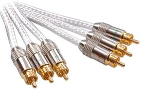 Kabel 3RCA-3RCA Component SHQ3330 22956
