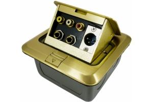 LC 1554 Desktop Socket