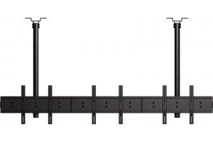 LC-US3155-L - Uchwyt sufitowy do 3 ekranów informacyjnych