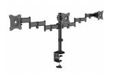 LC-UB 533 - Uchwyt biurkowy na 3 monitory LCD