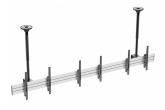 LC-US 3050 - Uchwyt sufitowy do 3 ekranów 40-50