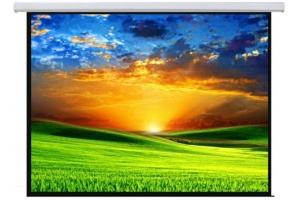 Ekran projekcyjny elektryczny 100
