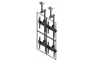 LCC2247-P - Uchwyt sufitowy do videowall 42