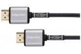 Kabel HDMI - HDMI wtyk-wtyk (A-A) 3.0m Kruger&Matz 4K