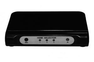 Switch KAUBER HDMI 3-1