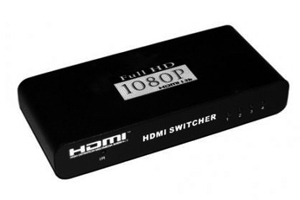 Switch KAUBER HDMI 4-1